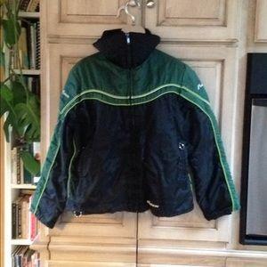 Polaris vintage ski coat XL snow mobile wear